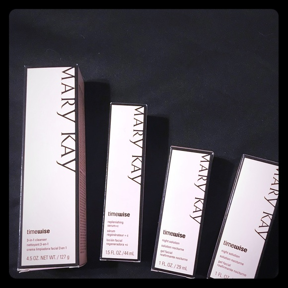 Mary Kay Other - Mary Kay Timewise set. Normal to dry.